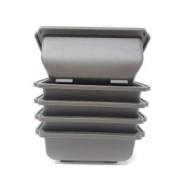 5 x Plastic Bonsai Pot - 5 Inch (13cm)