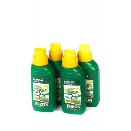 Bonsai Tree Plant Food - 250ml x 4 Bottles